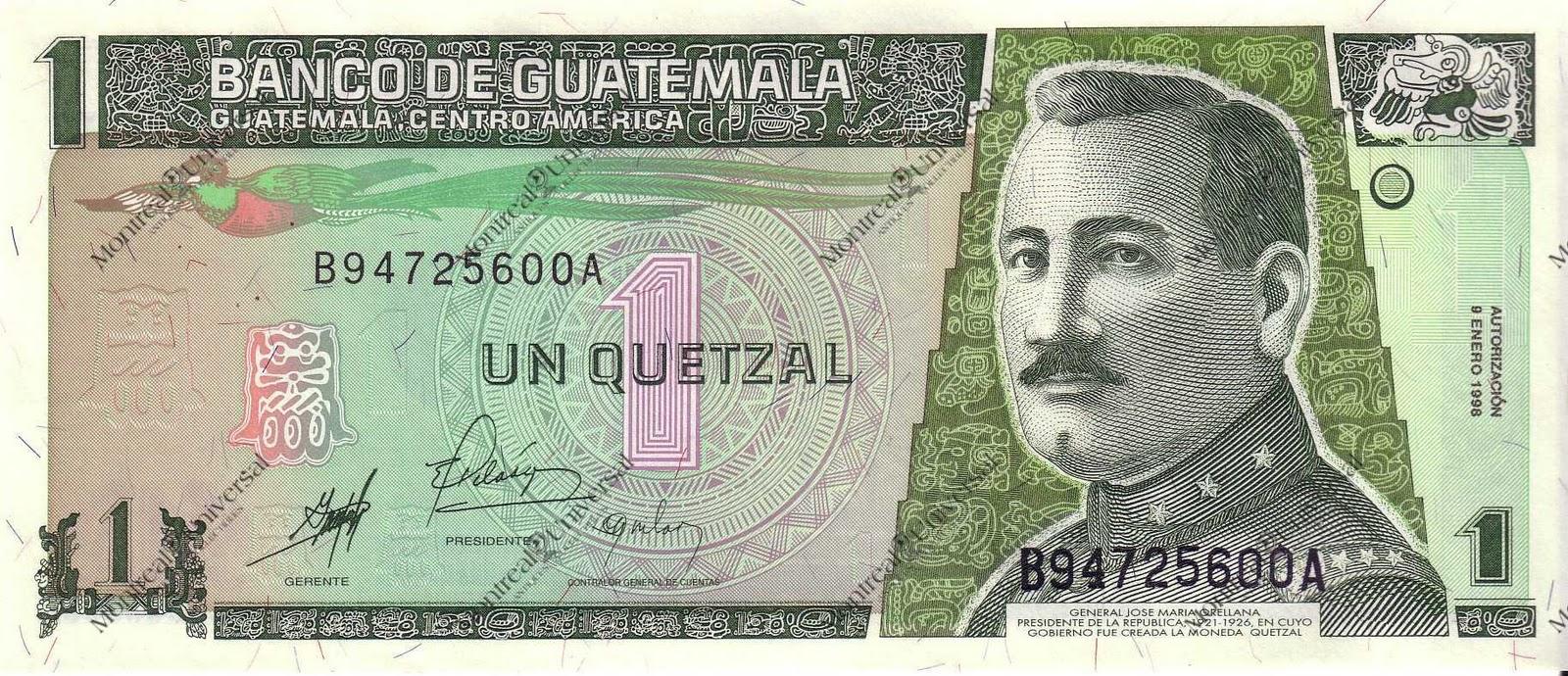 Life In Guatemala Quetzal