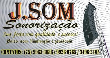 J.SOM SONORIZAÇÃO