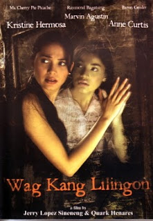wag kang lilingon horror movie