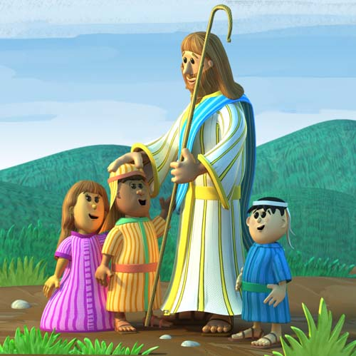¡Jesús te llama hoy! ¡Dile que si!