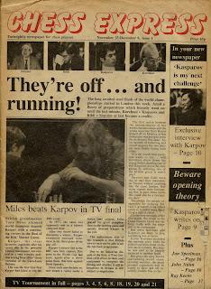Chess Express December 1983