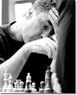 Vassily Ivanchuk, top seed European Chess Championships