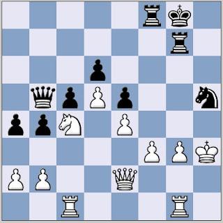 Westin vs Karlsson, Stockholm Chess 1973