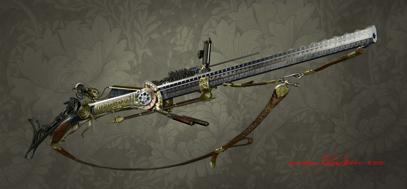 [Trama Grupo A] Ancient Wrath of 4 Arms Steampunk%20Aether%20rifle%20in%20progress%20V3