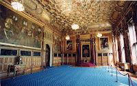 Queen Royal Robing Room
