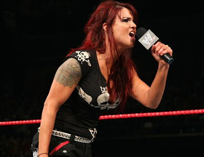 asked about the naked girl: Lita