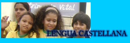 Lengua Castellana  Grado Cuarto Primaria