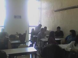 Primera reunión del semestre 2008-1