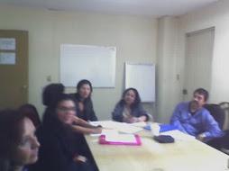 Junta de evaluaciòn del semestre 2008-1