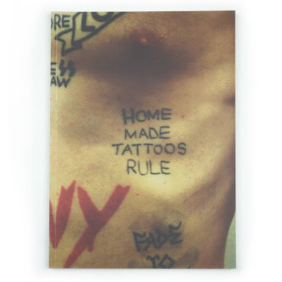 anal tattoos. Home Made Tattoos Book.