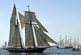 The Tall Ships on the 4th of July