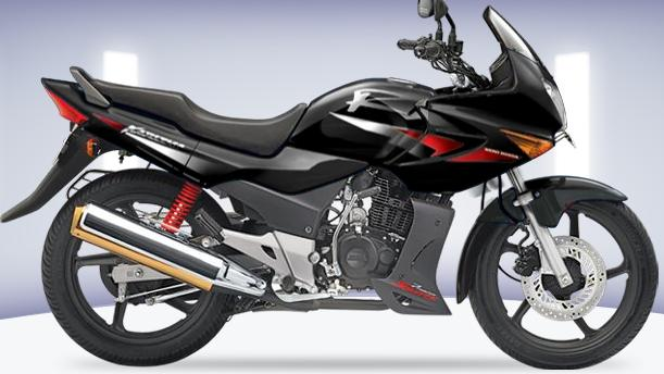 List of hero honda bikes