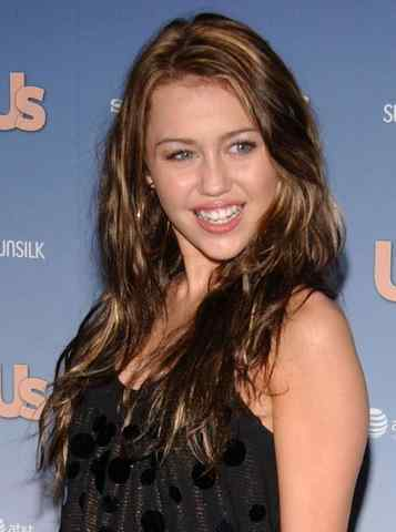 Wikileaks Blogs Miley Cyrus Hairstyles 2009