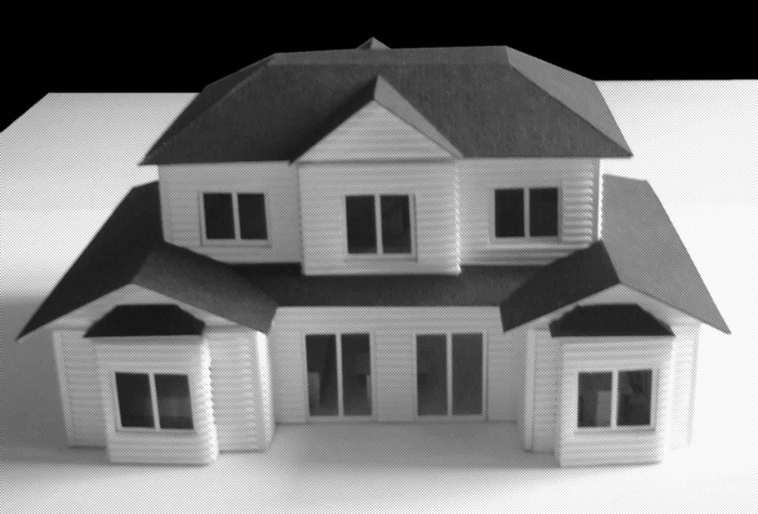 Maquetas profesionales y planos de arquitectura junio 2010 Arquitectura y construccion de casas