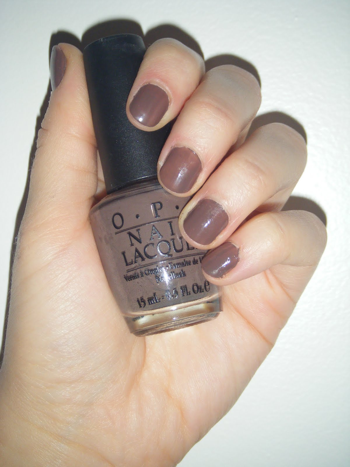 Super Journal d'une beauty paresseuse: Vernis : je suis over the taupe SZ63