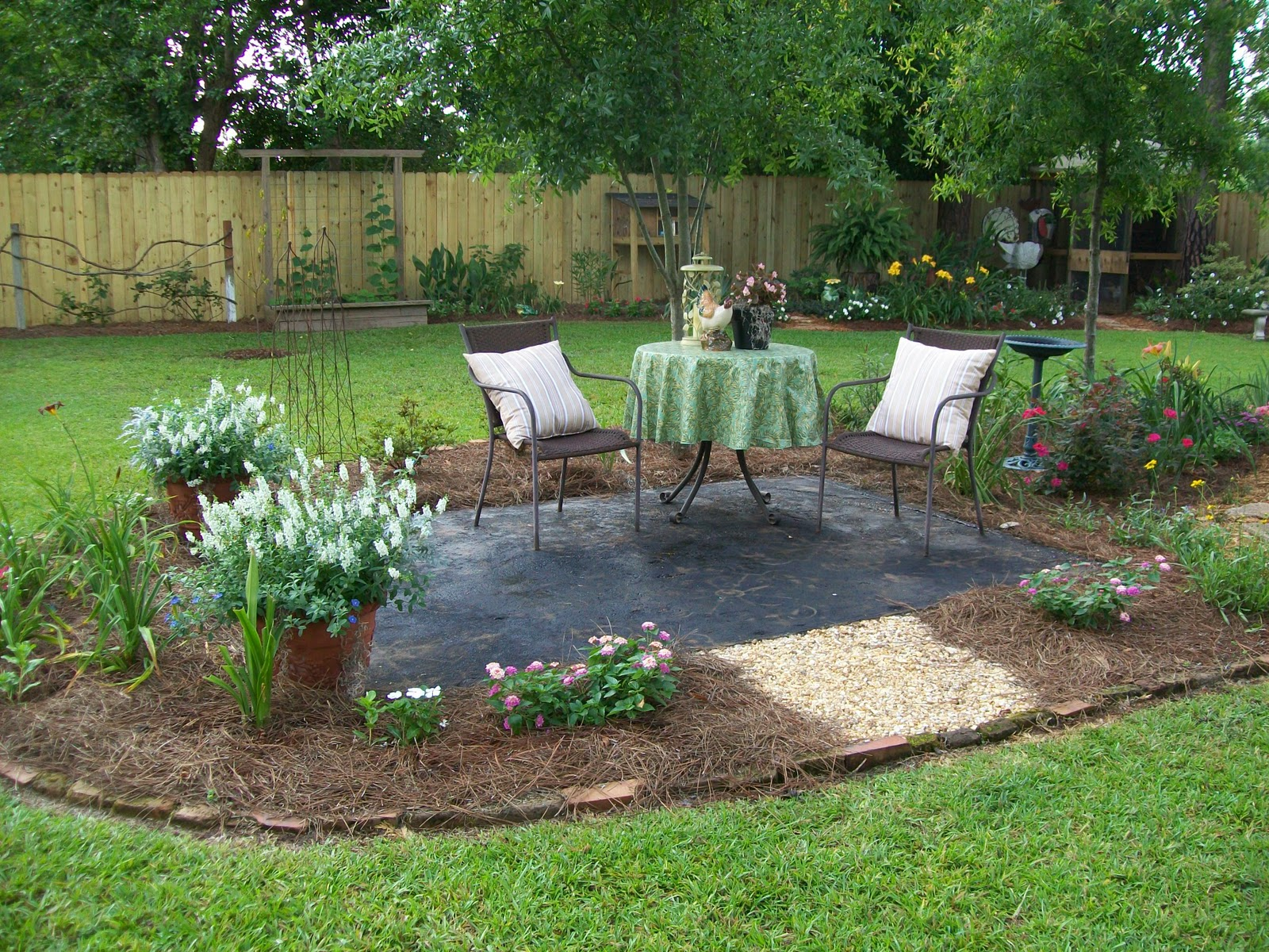 100 backyard sitting area ideas roses and other gardening