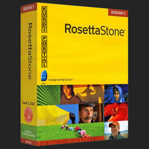 Rosetta Stone 3.2 Application for Mac (1 cd)