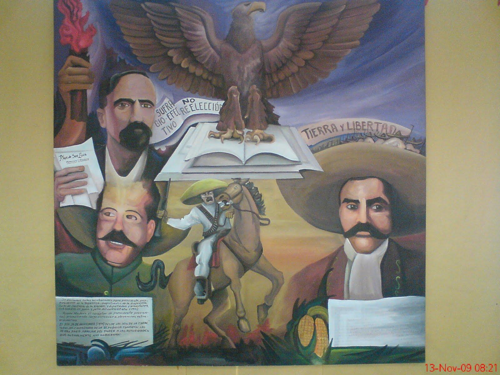 Escuela secundaria diurna 82 mural 20 de nov for Aviso ocasion mural