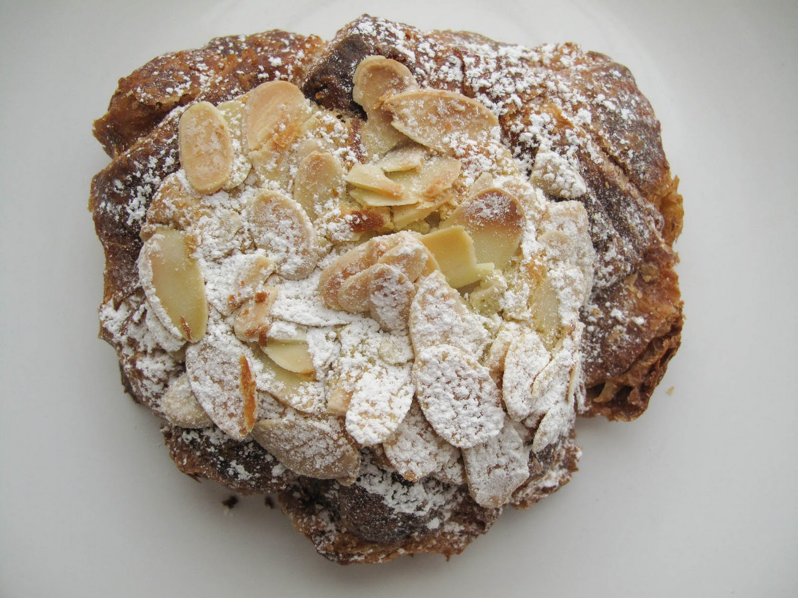 how to make almond croissants