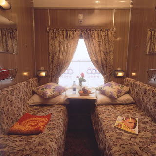 Art and architecture mainly the trans siberian railway for Trans siberian railway cabins