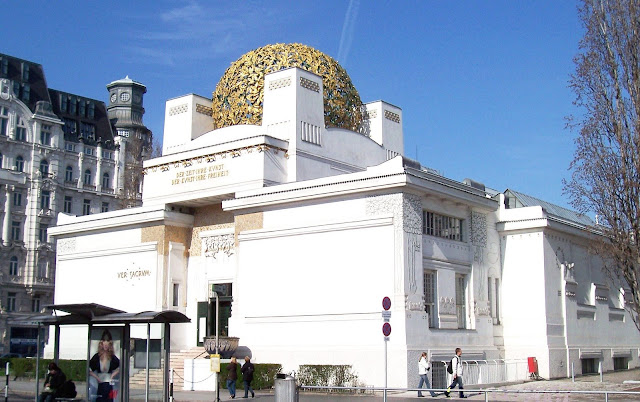Art and architecture mainly the vienna secession for Architecture vienne