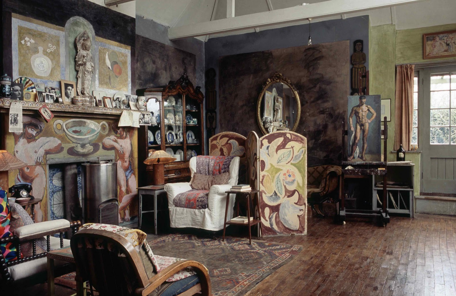 Her Significant Paintings In The Inter War Era Include A Portrait Of Aldous  Huxley 1929u201330 And Interior With Artistu0027s Daughter 1932.