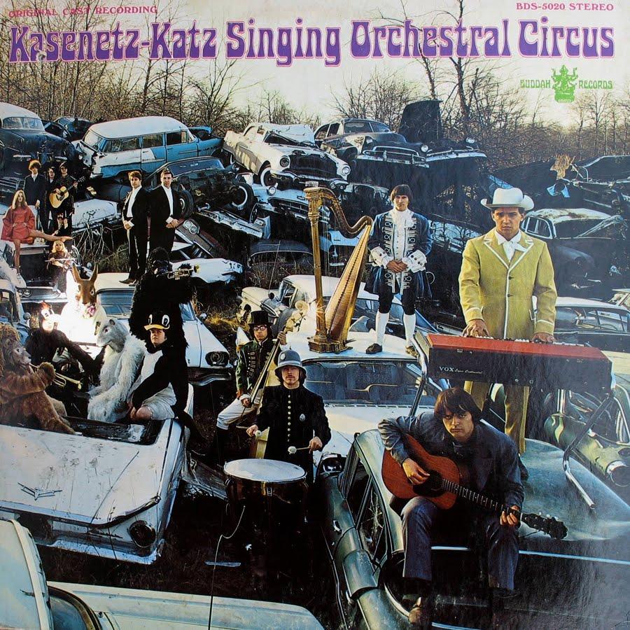 Kasenetz Katz Singing Orchestral Circus Quick Joey Small Run Joey Run Poor Old Mr Jensen