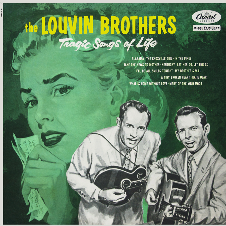 The Louvin Brothers - God Bless Her