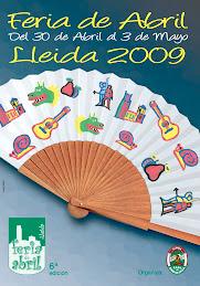 Feria de Abril de Lleida 2009