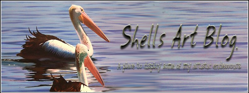 Shells Art Blog