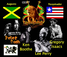 O SELO DO REGGAE LION DE DEUS