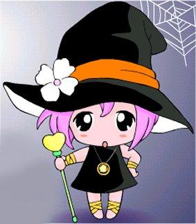 Não nego a bruxa em mim, ela é forte sim pois precisa, deve, carece defender a fada que há em mim!