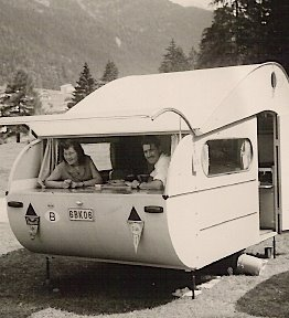 Onze Caravan, de Wa Wa 180