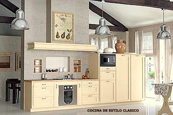 Muebles y decoraci n de interiores diferentes estilos para ordenar la cocina - Ordenar armarios cocina ...