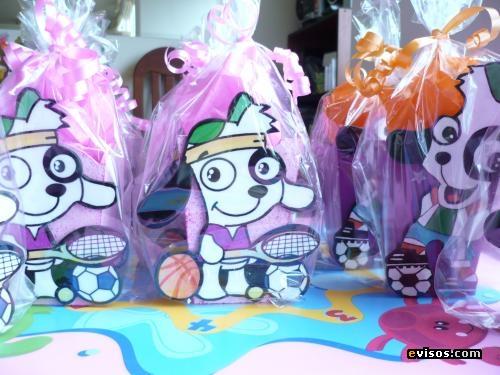 Niño en Casa: Sorpresas para Fiestas Infantiles