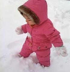 Dillan The Snow Bunny
