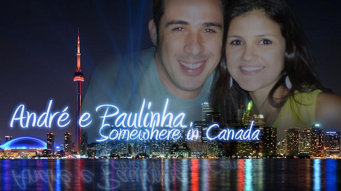 André e Paulinha