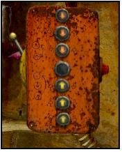 Machinarium: soldering works at the Bridge Sliding Puzzle Fusebox ...