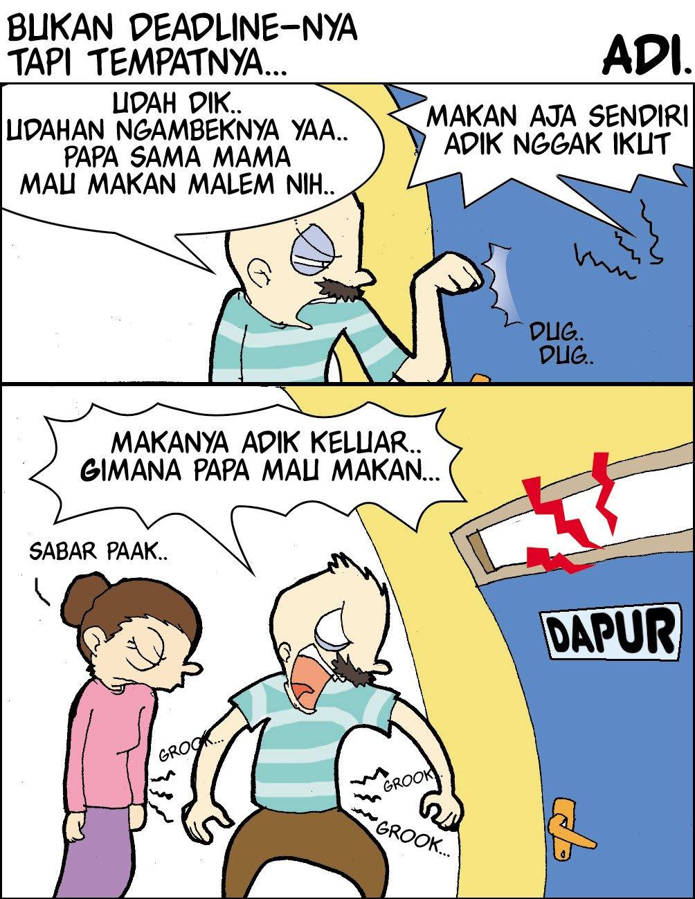 Cartoon Adi