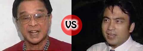 Abner Afuang vs Bong Revilla