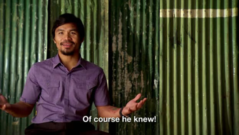 Manny Pacquiao vs Antonio Margarito 247 Episode 2 Video HBO
