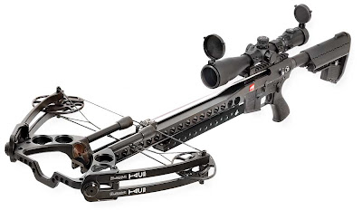 crossbow that mounts on your ar 15 lower