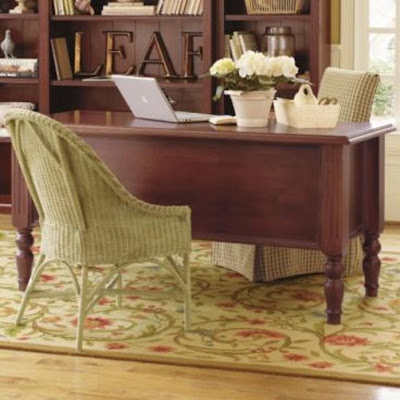 Home office furniture by Ballard Designs