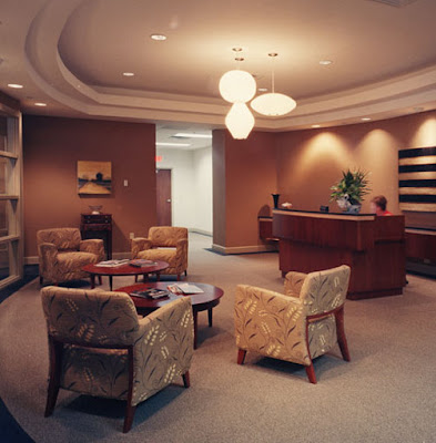 Law Offices Reception Area