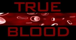 True blood poster or blood piru
