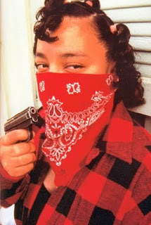 female blood piru members