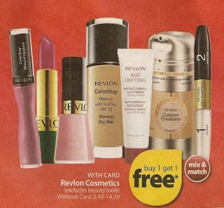 revlon CVS Deals and Scenarios 11/23 11/29
