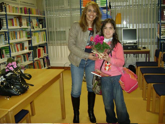 visita à Escola Vieira da Silva em Carnaxide (3 de Março de 2010)