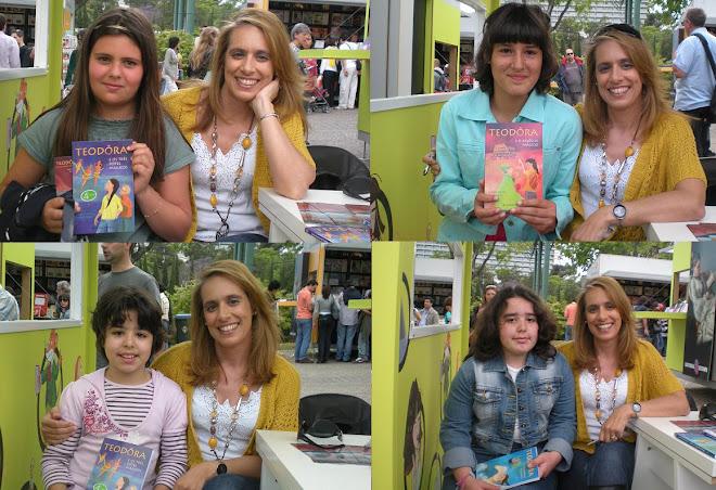 LUISA FORTES DA CUNHA NA FEIRA DO LIVRO LISBOA 2009