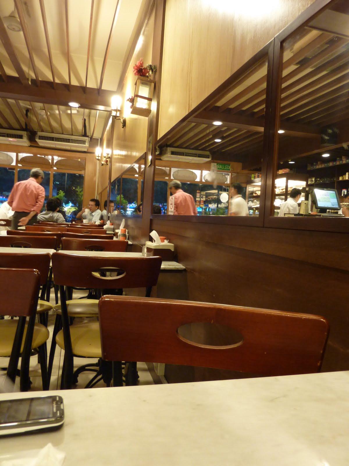 Memoirs of a Chocoholic Backofen @ Sri Hartamas, KL ~ Backofen Restaurant Sri Hartamas